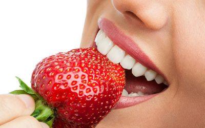 Salute dei denti e alimentazione