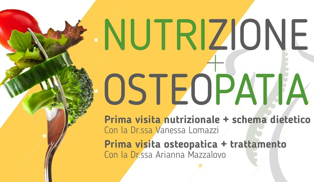 Osteopatia e Nutrizione
