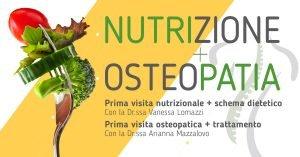 Biologa Nutrizionista e Osteopata