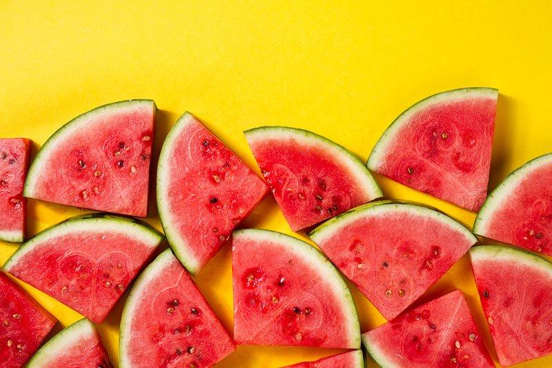 Frutta estiva: l'anguria