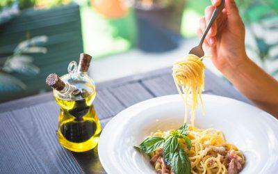 Dieta sana: la pasta