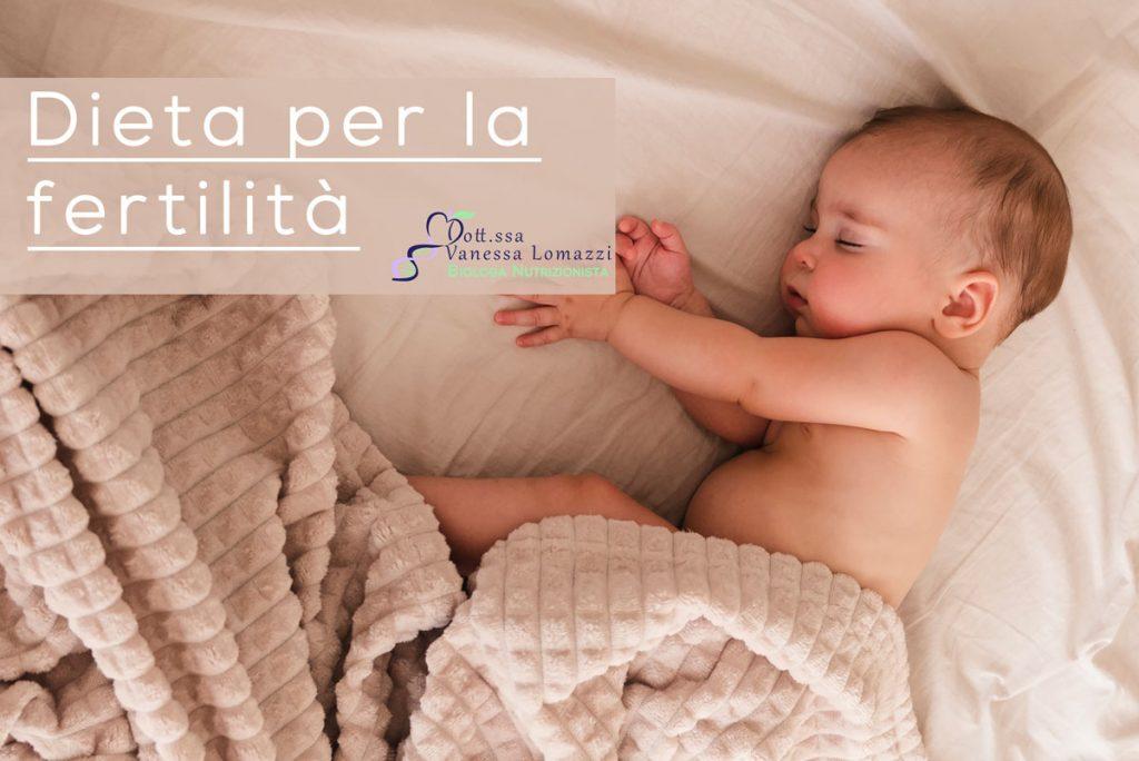Bambino neonato dieta concepimento nutrizione