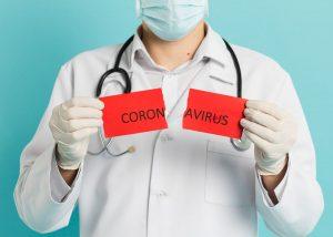 Coronavirus scienziato medico