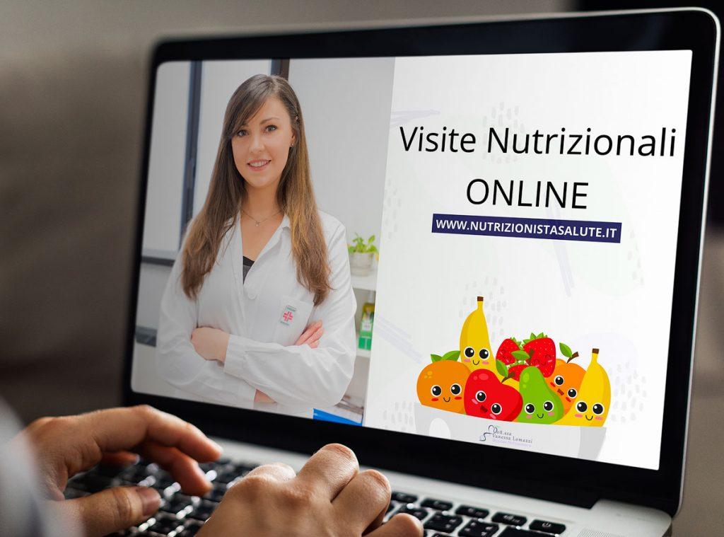 Consulenze nutrizionali online nutrizionista macbook frutta