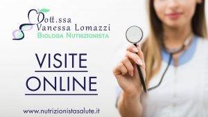 Nutrizionista Online dottoressa online