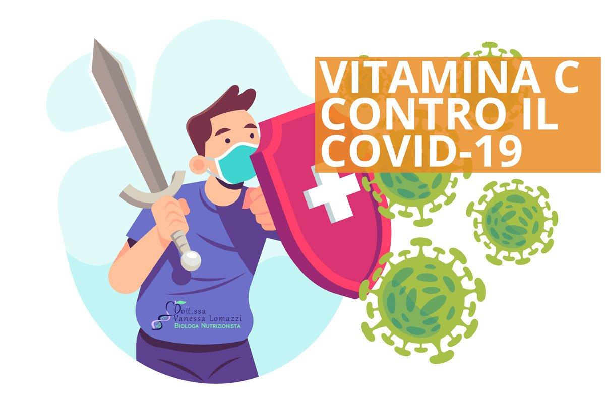 Coronavirus alimentazione vitamina c