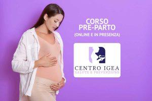 Donna gravidanza corso pre-parto