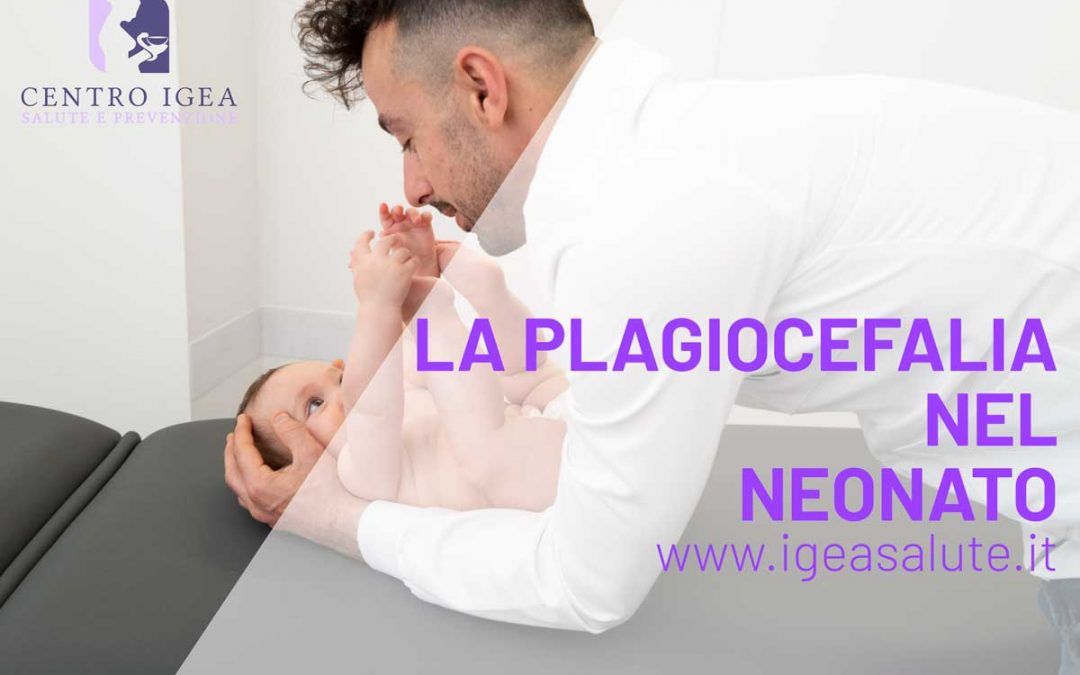Plagiocefalia nel neonato