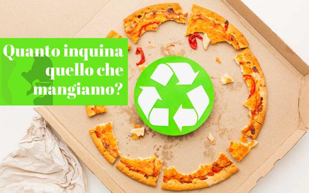 Quanto inquina quello che mangiamo?